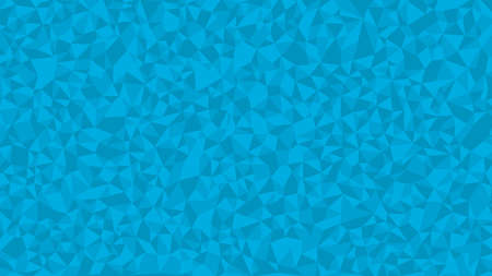 Blue Polygon Art Background geometric pattern, triangle polygon design, vector background.