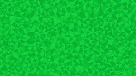 Green Polygon Art Background geometric pattern, triangle polygon design, vector background.