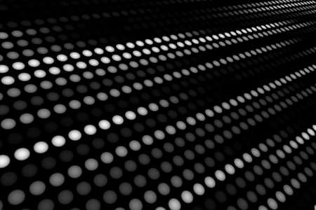 Black and white technology design. Futuristic graphic pattern. Abstract motion texture.