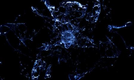 Background-Water texture.Water splash