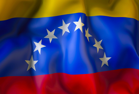 Flag of Venezuela, Bolivarian Republic of Venezuela