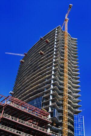 building construction, sendvich concrete Stock Photo - 4534137