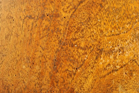 texture of the old spoiled plywood, wild the West Stock Photo - 4534145