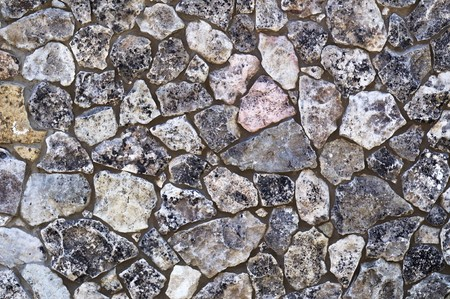texture of the masonry wall as background Stock Photo - 8146053