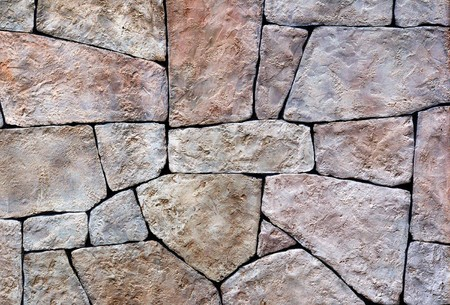 texture of the masonry wall as background Stock Photo - 8146063