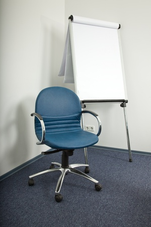 unrecognizable simple office interiors as a background Stock Photo - 10507760