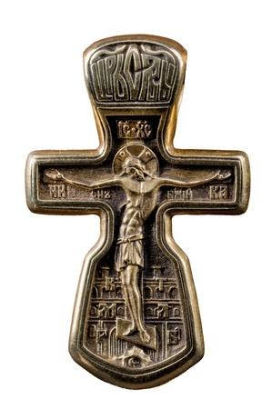 antique crucifix Stock Photo - 10913146