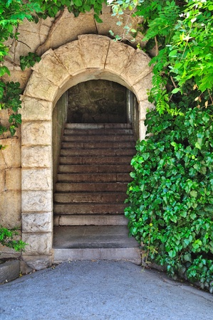 ufortyfikować: Entrance. Tajne bramą do innego świata Zdjęcie Seryjne