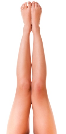 after hair removal. The blood pressure reduces legs raised above the body.