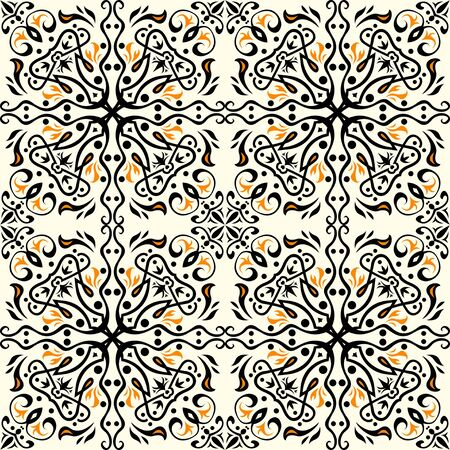 seamless pattern abstract Stock Vector - 14482826