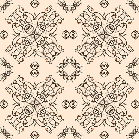 seamless pattern abstract Stock Vector - 14482828