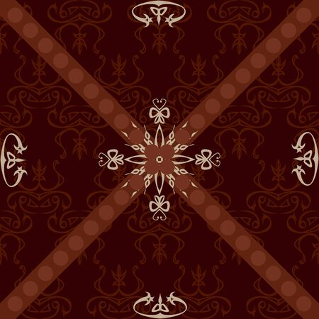 ornament Stock Vector - 14482824