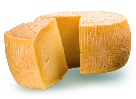 multiple images: exclusive cheese is very close. Images collected from multiple images to increase the area of focus Stock Photo