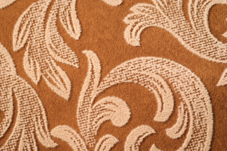 clearly: Background of fabric in which the texture and threads are clearly visible
