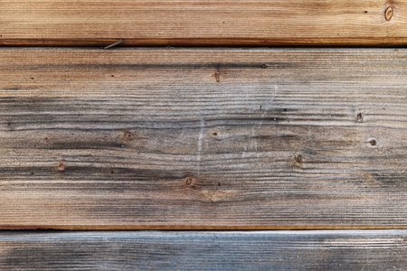Background from old wooden boards, darkened by time