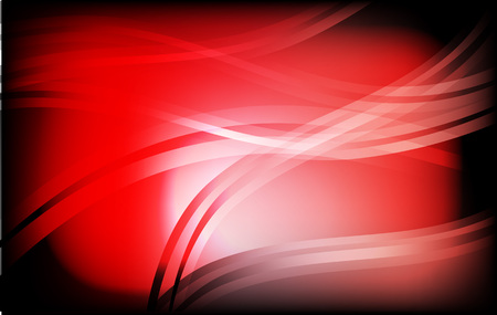 Astratto geometrico rosso e nero su sfondo design moderno con copia spazio, illustrazione vettoriale eps10