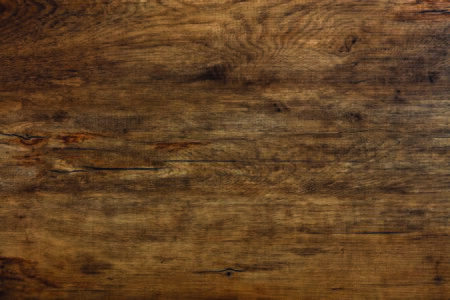 A beautiful pattern of old wood fibers oak with cracks, spots with horizontal waveforms.