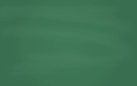 rasa: Green chalkboard background  Vector illustration Illustration