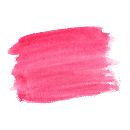 be the identity: Pink abstract colored watercolor background. Can be used for web pages, identity style, printing, invitations, banners.