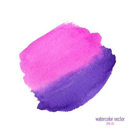 designed: Designed abstract watercolor background Illustration