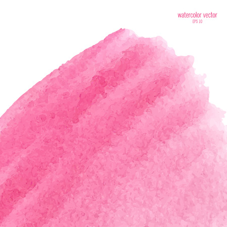 abstract pink: Abstract pink watercolor background