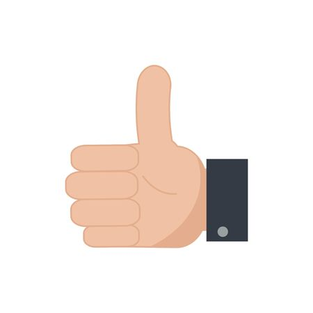 thumb up icon: Thumb up icon