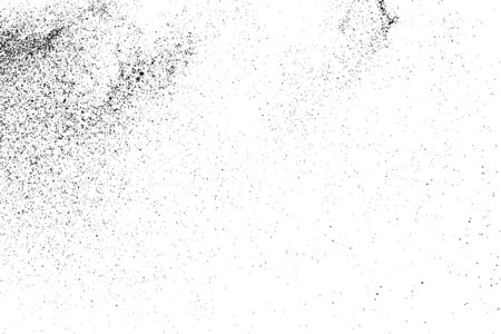 grainy: Grainy abstract  texture on a white background. Design element. Vector illustration,eps 10.