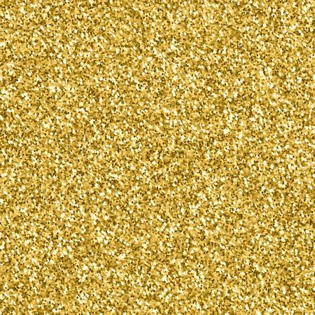Scintillio dell'oro texture. esplosione d'oro di confetti. Oro scende texture astratta. Elemento di design. Archivio Fotografico - 48404563
