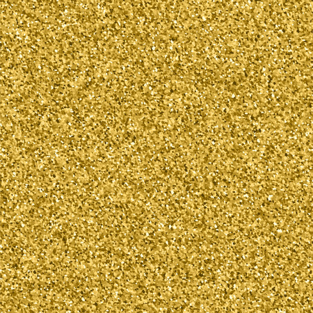 Gold glitter texture. Golden explosion of confetti. Golden drops abstract  texture . Design element.  矢量图像
