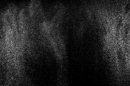 storm background: abstract splashes of water on a black background. abstract spray of water. abstract rain. shower water drops. abstract texture. Stock Photo
