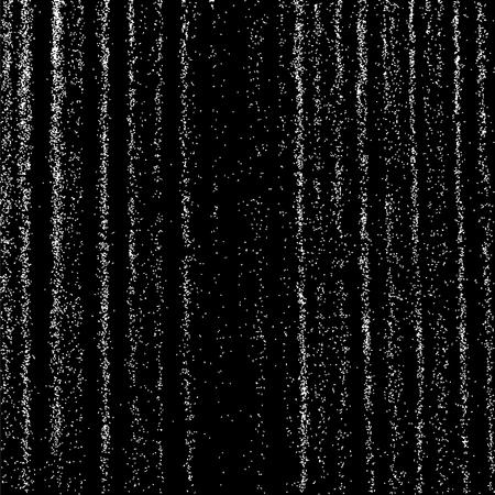 snow texture: Grainy abstract texture on black background. Snow texture. Flat design element. Vector illustration