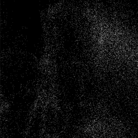 crumb: Grainy abstract  texture on  black background.  Snowflakes  design element. Vector illustration,eps 10.