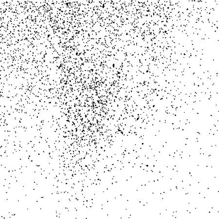 black grunge background: Black grainy texture isolated on white background. Distress overlay textured. Grunge design elements.