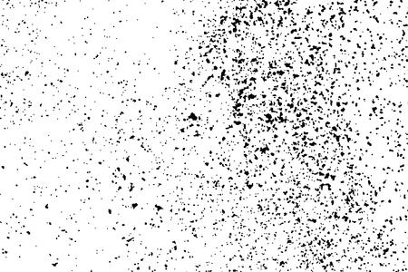 Black grainy texture isolated on white background. Distress overlay textured. Grunge design elements. Vector illustration,eps 10. 向量圖像