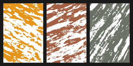 Marble texture background. Set of different colors for your design. Grunge wallpaper elements. Vector illustration,eps 10.