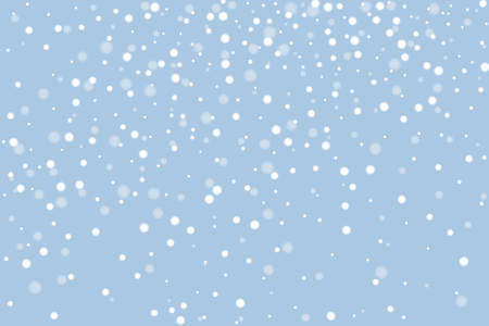 White snow abstract. Winter background. Vector illustration,eps 10. Ilustrace