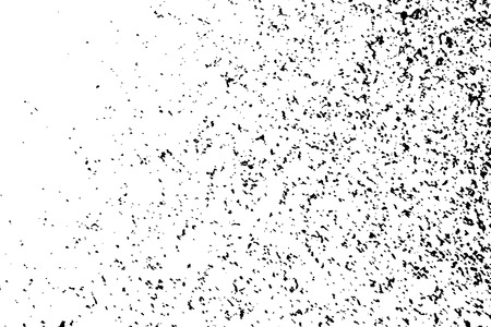 Black grainy texture isolated on white background. Distressed overlay textured. Grunge design elements. Vector illustration,eps 10. Illustration