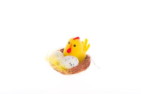 Souvenir for Easter - chicken egg hatches