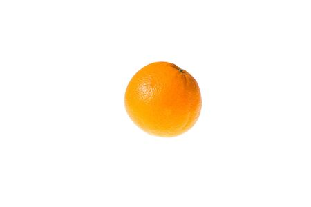 Fresh juicy tangerines in bright white - vitamin diet. Stock Photo