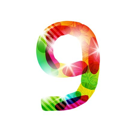 number nine: N�mero nueve