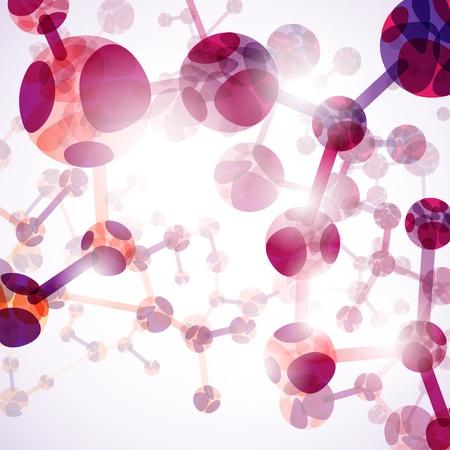 biologia molecular: mol�cula de ADN, resumen de antecedentes