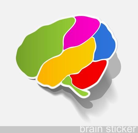 人間の脳は、現実的なデザインの要素