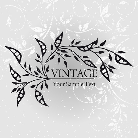 Vintage background Illustration