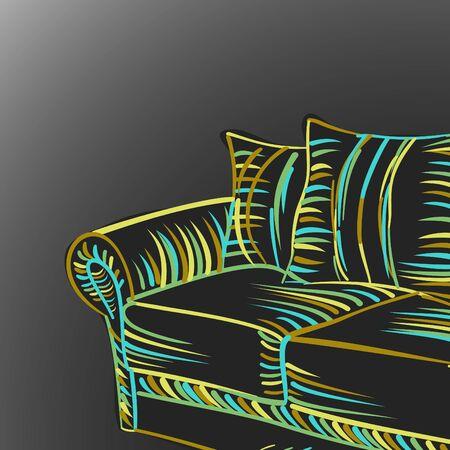 divan: fondo interior