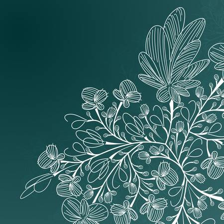 floral background Stock Vector - 13599465