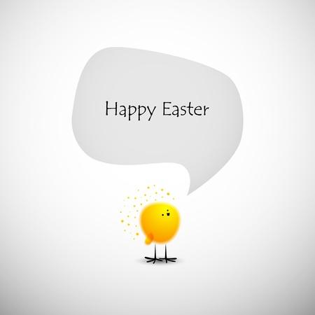Easter chicks Stock Vector - 13986633