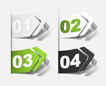 realistic design elements