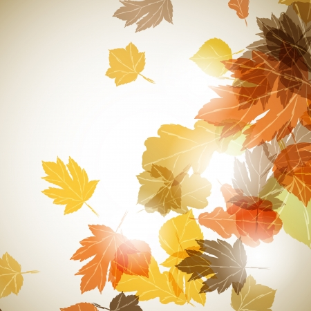 autumn background: autumn background Illustration