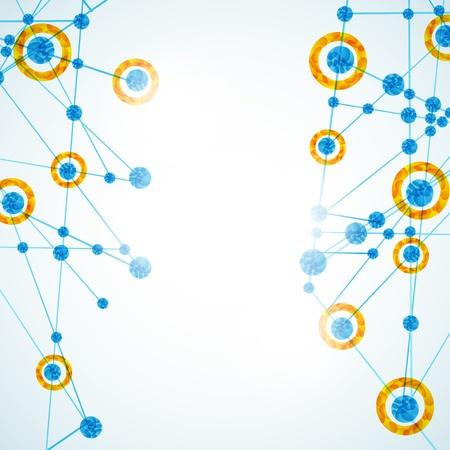 分子構造、抽象的な背景