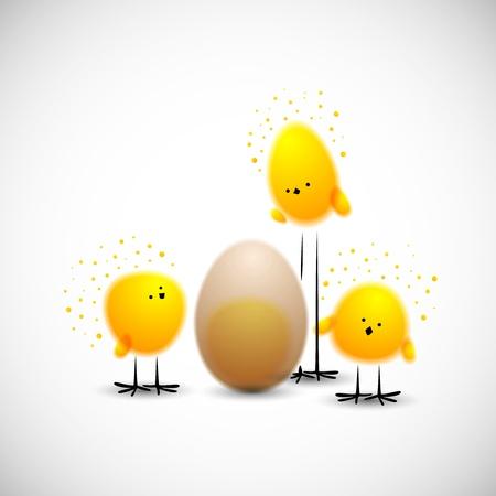 pasqua cristiana: Pasqua pulcini